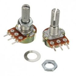 10k ohm potentiometer